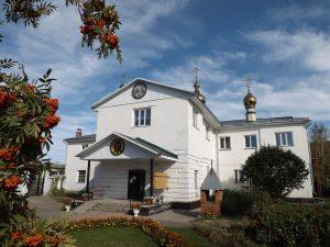 Свято-Духовская церквовь